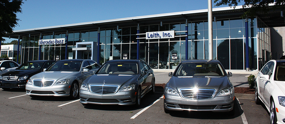 leith mercedes benz dealer in raleigh cary nc raleigh durham chapel hill dealership north. Black Bedroom Furniture Sets. Home Design Ideas